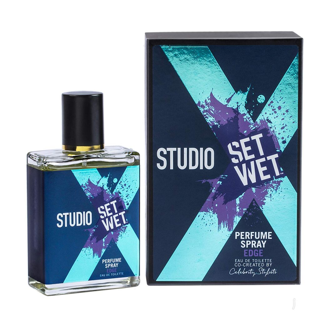 set wet studio X perfume